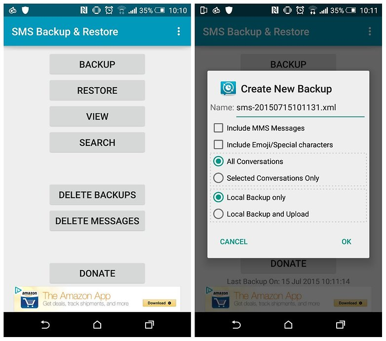 Android SMS Recovery: Retrieve Deleted or Lost Text Messages