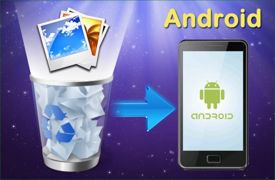 Android Picture Recovery- Recover Deleted Pictures from Android