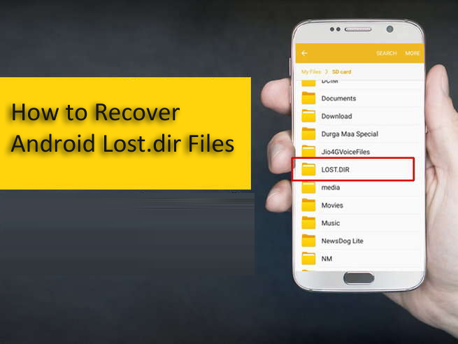 mobile phone recovery download