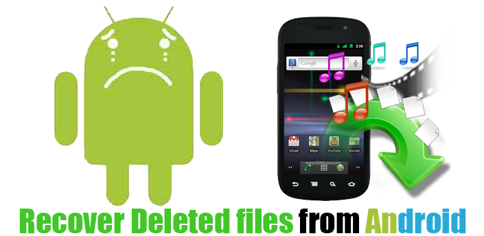 How to Recover Deleted APK Files From Android Phones