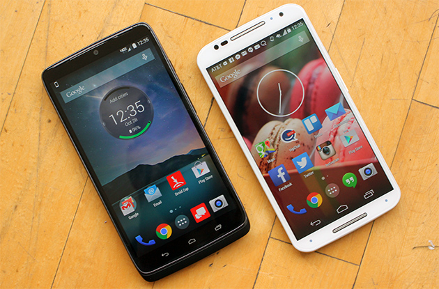 Recover deleted photos, videos, audios from Motorola Droid