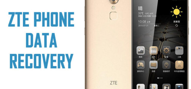 Recover Deleted Text Messages from ZTE Phone | Android Data