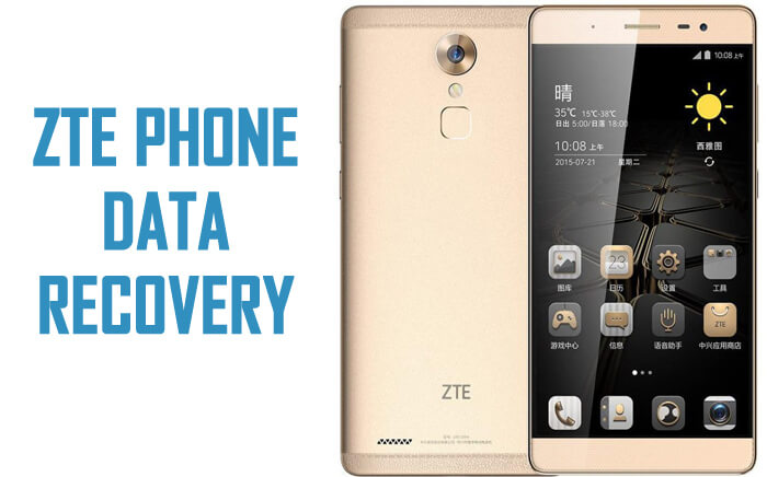 ZTE Data Recovery: Retrieve Deleted or Lost Data from ZTE Phones