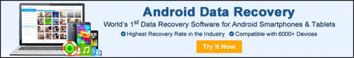 Android Call Log Recovery: Recover Deleted/Lost Call History From