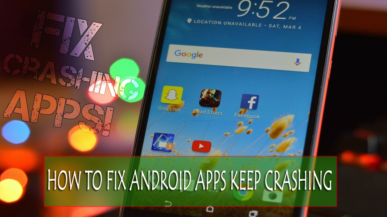 9 Methods to Solve Apps Keep Crashing Issue on Android