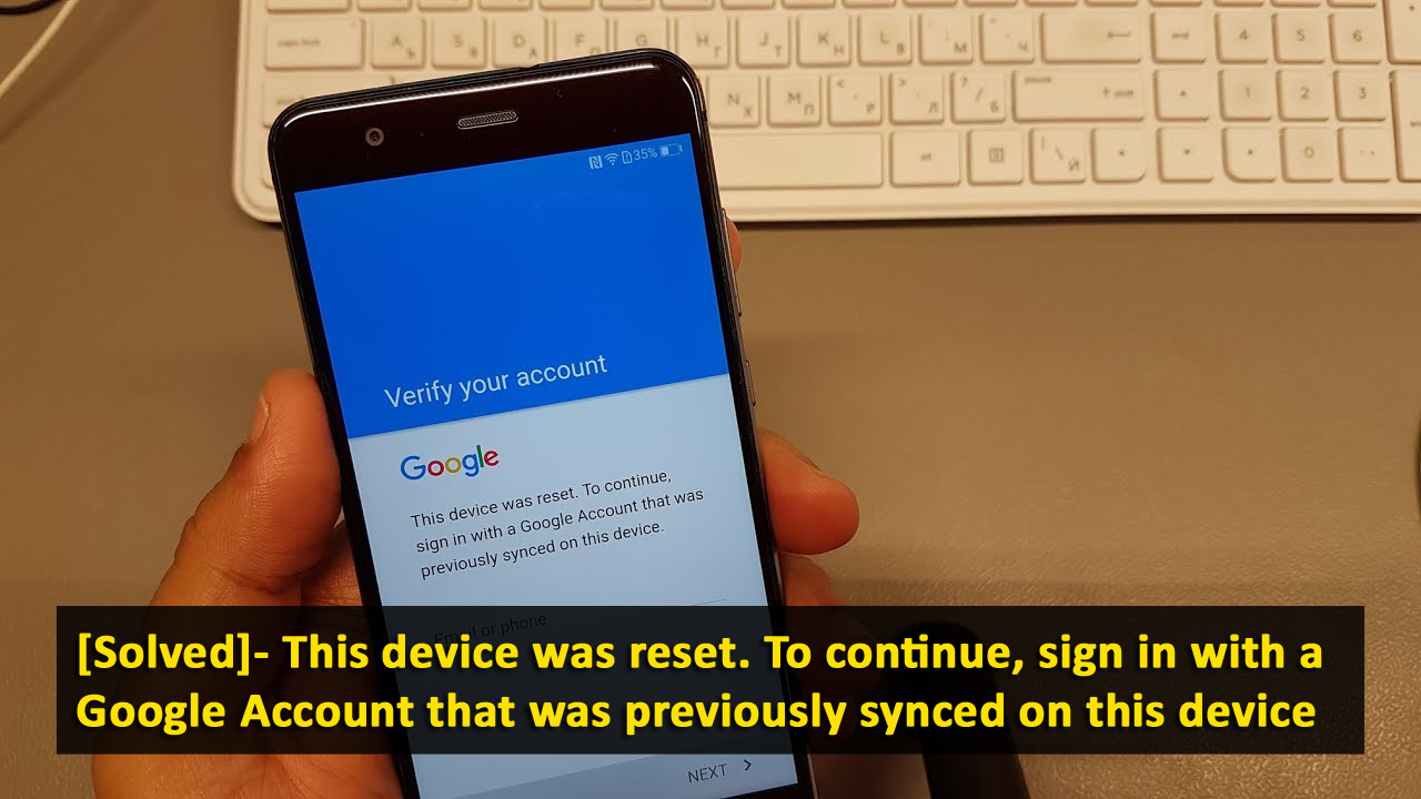 Verification Google Account Reset Stuck on How to bypass How to