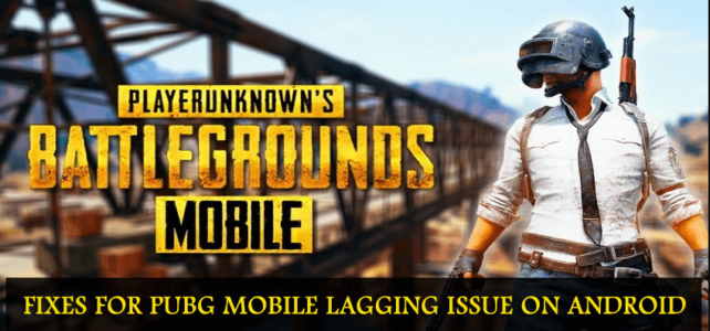 reduce lagging issue on PUBG Mobile for Android | Android