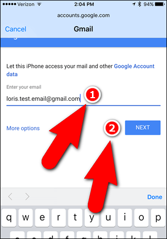 Sync Contacts Mail Calendars From Android To iPhone 5