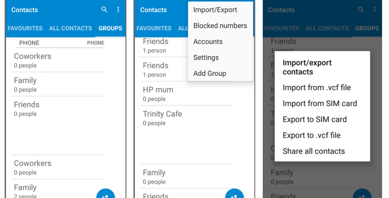 Recover Deleted Contacts From Unrooted Android Phone