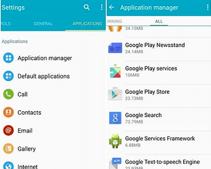 Clear Google Fi Data And Cache