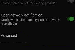 WiFi calling stopped working on Android