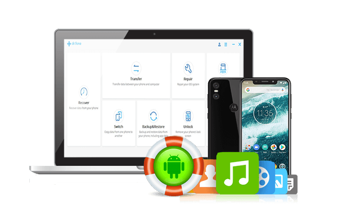 Motorola Android Phone Recovery - Recover Photos, Music Files, apps