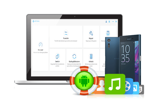 Sony Android Phone Data Recovery - Recover Photos, Messages