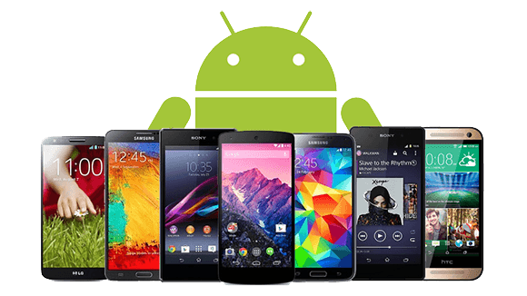 support variety of android